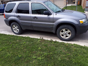 2007 Ford Escape SUV (AS IS)