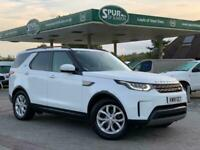 2018 Land Rover Discovery 3.0 COMMERCIAL TD6 SE 255 BHP Auto SUV Diesel Automati