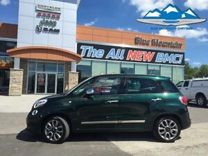 2015 Fiat 500L Lounge  ACCIDENT FREE, HEATED LEATHER, NAVIGATION
