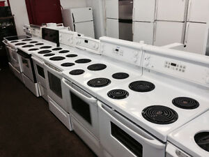 FULL SIZE STOVE OVEN RANGE SELF CLEANING@@@@@@@WITH WARRANTY
