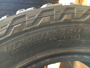 Offroad Tires - Cooper Discoverer S/T MAX - 20""