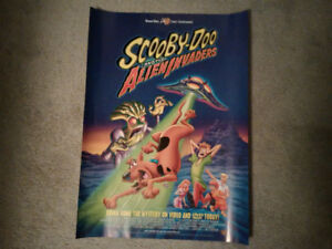 Movie Poster - Scooby-Doo and the Alien Invaders