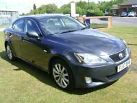 Lexus IS 220d 2.2TD ( Multimedia ) SE LOT OF FLASH FOR THE CASH REVERSING CAMERA