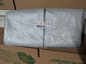 Yamaha 1982-91 BR250 Seat Cover NOS