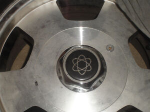 FOR SALE (4) 14 inch Rims for MGB, Toyota or Datsun 240Z used Kitchener / Waterloo Kitchener Area image 6