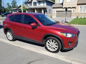 2013 MAZDA CX-5 GT - AWD/Leather/Bluetooth