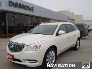 2014 Buick Enclave Premium  Coming Soon! Loaded! Trade-In