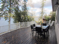 FALCON LAKE - LAKE FRONT CABIN FOR RENT