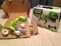 Zoomer Dino Remote Control Dinosaur