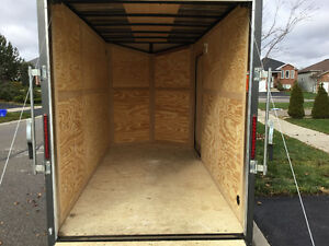 6x12 cargo trailer with 12 inches of extra height Oakville / Halton Region Toronto (GTA) image 3