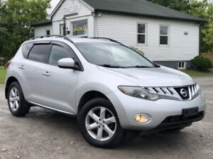 2009 Nissan Murano No-Accidents AWD Power Group Cruise A/C