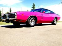 1971 DODGE CHARGER 440 - 4 SPEED - 1 of 332