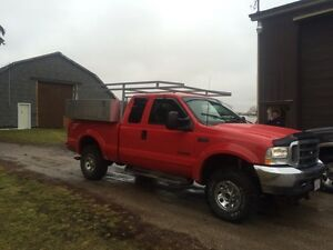 2002 f250 extended cab 7.3L diesel