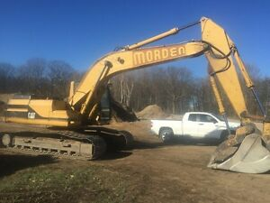 322 Cat Excavator Backhoe