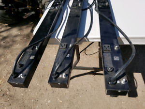 Metal power bars
