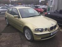 2003 BMW 318 2.0 TI SE Compact