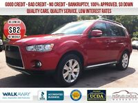 2011 Mitsubishi Outlander |AWD |7 Pass |Hard to Find|Extra Clean
