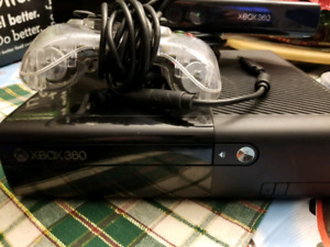 XBOX 360 E Slim with Kinect FOR SALE !  $ 75