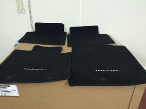 Summer mats for 2013 Veloster Hyundai, front/back (4)
