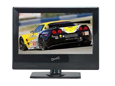 "SUPERSONIC SC-1311 13.3"" LED Widescreen 1080P HDTV/TV +HDMI & USB Inputs"