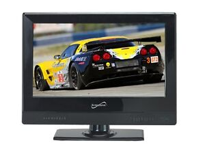 SUPERSONIC-SC-1311-13-3-LED-Widescreen-1080P-HDTV-TV-HDMI-USB-Inputs