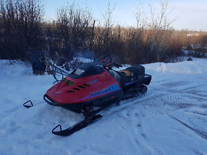 1994 Skidoo formula st 470 with reverse