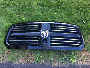 pickup front grill