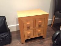 Lamp table £50