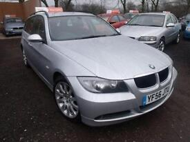 2007 BMW 3 Series 320d SE 5dr Auto 5 door Estate