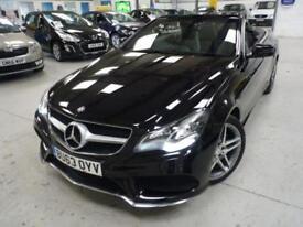 Mercedes E220 CDI AMG SPORT + 4 SVS + AUG 19 MOT + 1 OWNER + NAV