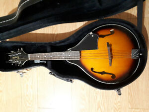 Mansfield Mandolin with Hardshell Case