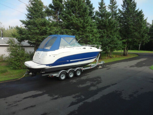 Used 2008 Chaparral 280 Signature Series Cruiser