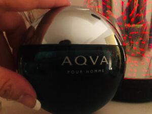 parfum aqua pour homme de bvlgari 100 ml