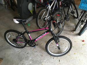 Sweet Girls Bike for Christmas!