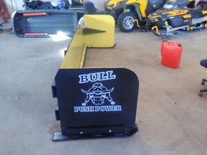 SNOW PUSHER ATTACHMENT FOR SKIDSTEER- BRAND NEW