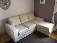 3 Seater Chaise Sofa Bed