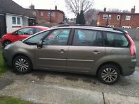 Citroen c4 grand Picasso for spares and repairs