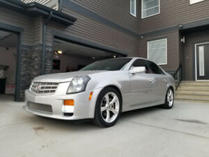 2004 Cadillac CTS 3.6L with CTS-V Body & Suspension