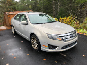 2010 Ford Fusion SEL, AWD