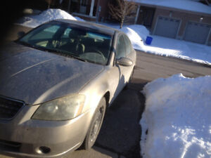 2005 Nissan Altima SL-leather loaded ($950 OBO)