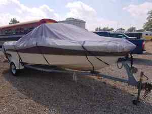 Great contion trailer and parts boat London Ontario image 8