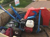 EZ gas trencher great condition
