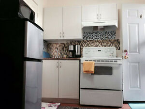 FULLY FURNISHED BACHELOR FOR RENT IN SANDY HILL FOR SEPTEMBER