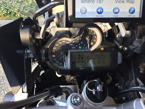 BMW GS 1200 water cooled