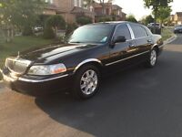 2007 Lincoln Town Car Limited PROPANE
