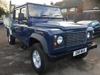 Land Rover 130 Defender 2.4TDi Double Cab Pickup - 2011 11