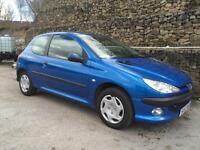 Peugeot 206 1.1 2003MY Entice