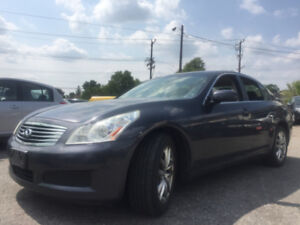 2007 Infinity G35x SAFETY!!! & ETEST!!! All Wheel Drive!!!
