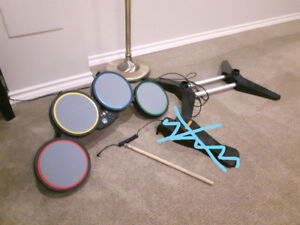 Rock Band Drums Top and base (XBox 360) - no pedal