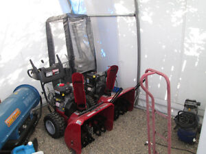SEARS CRAFTSMAN SNOW BLOWER IN ESTEVAN